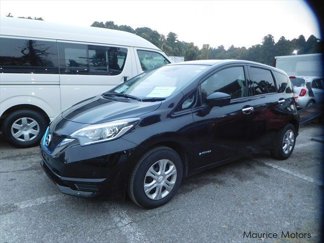 Pre-owned Nissan Note e-Power X for sale in