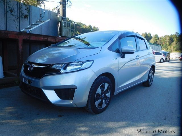 Pre-owned Honda Fit Hybrid F-PACKAGE for sale in