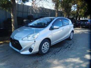 Pre-owned Toyota Aqua S for sale in