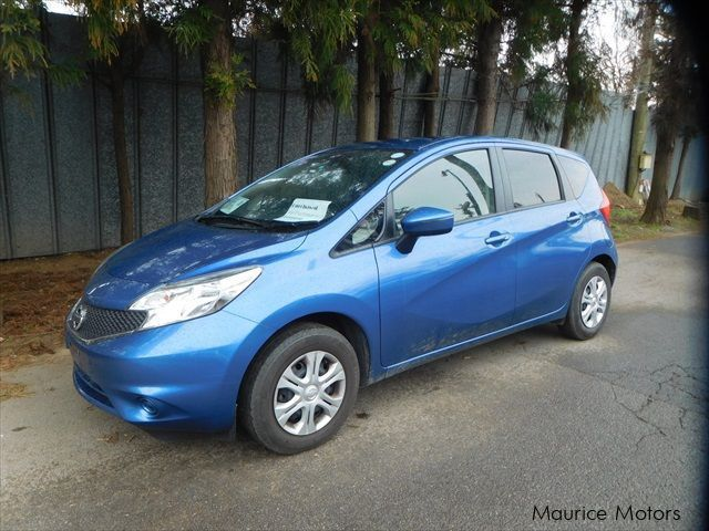 Pre-owned Nissan Note X for sale in