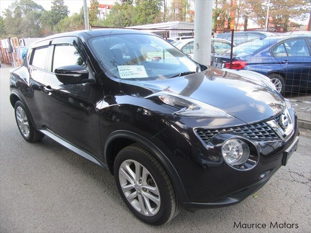 Pre-owned Nissan Juke 15RX V SELECTION for sale in