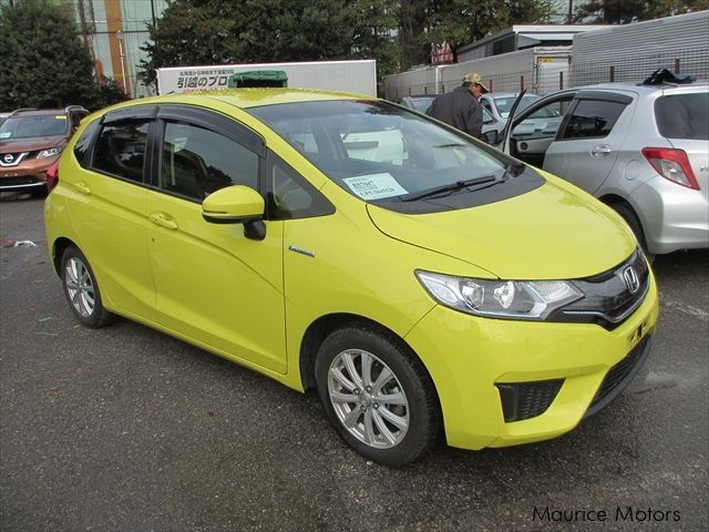 Used Honda Fit for sale in Bon Accueil
