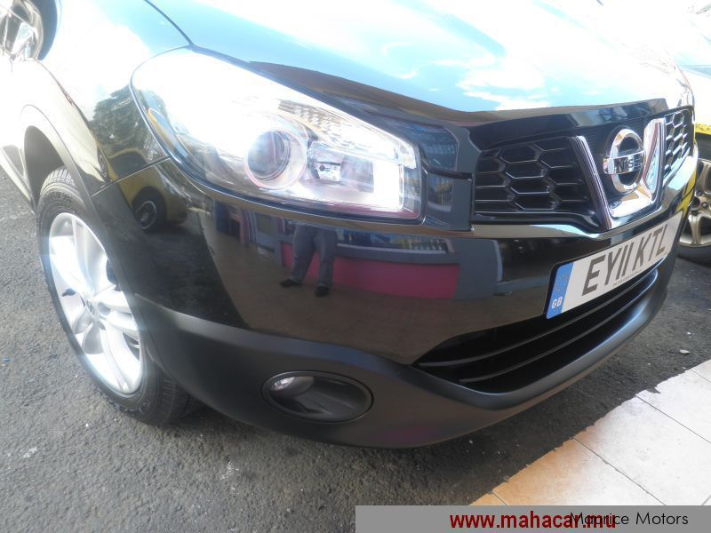Used Nissan Qashqai+2 for sale in Saint Pierre