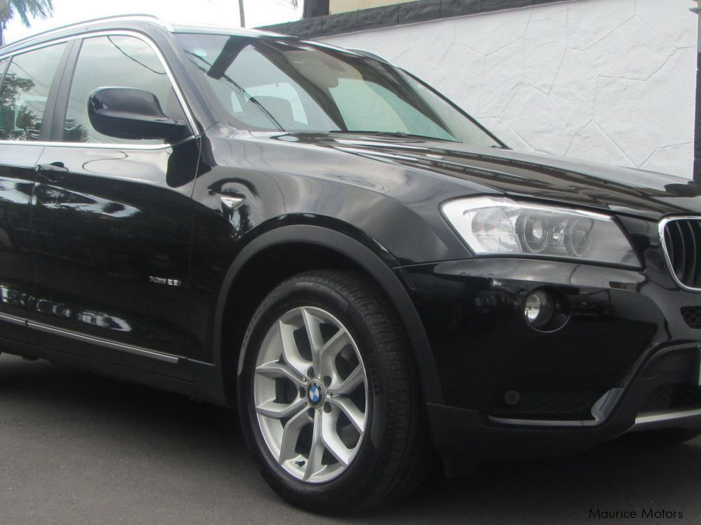 Pre-owned BMW X3 for sale in Belle Rose