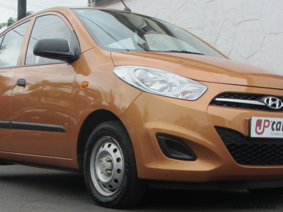 Used Hyundai i10 for sale in Belle Rose
