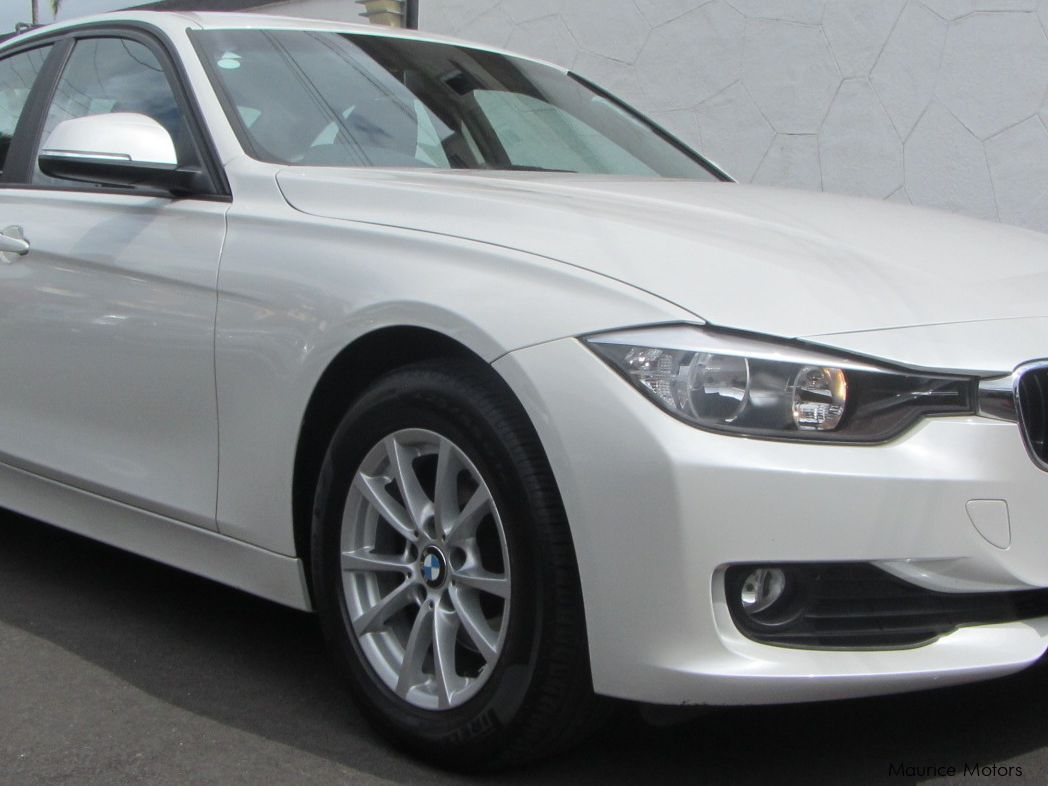 Pre-owned BMW 316i for sale in Belle Rose