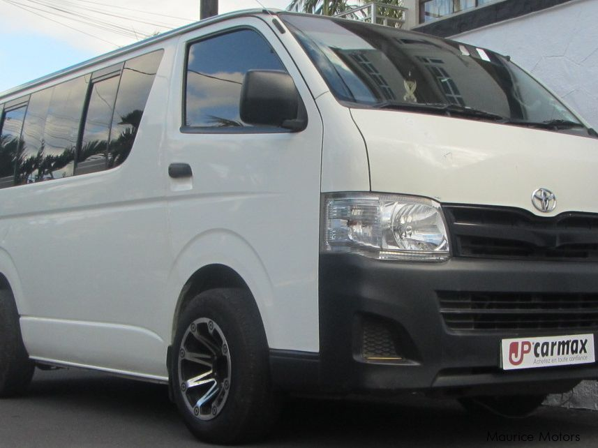 Used Toyota Hiace for sale in Belle Rose