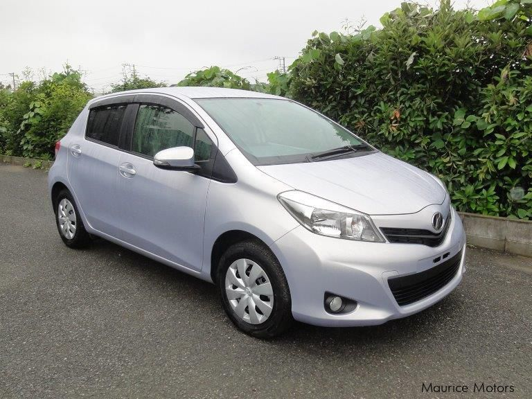 Used Toyota Vitz 1320 CC for sale in Vacoas