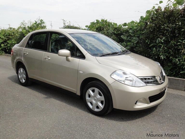 Used Nissan Tiida for sale in Vacoas