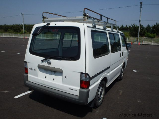 Used Nissan VANETTE DX  for sale in Port Louis