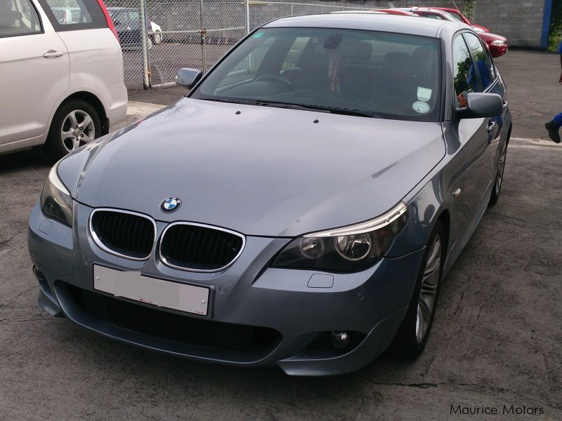 Used BMW 525 for sale in Les Pailles