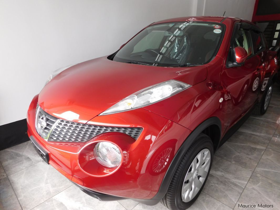 Used Nissan JUKE - RED WINE for sale in Floreal
