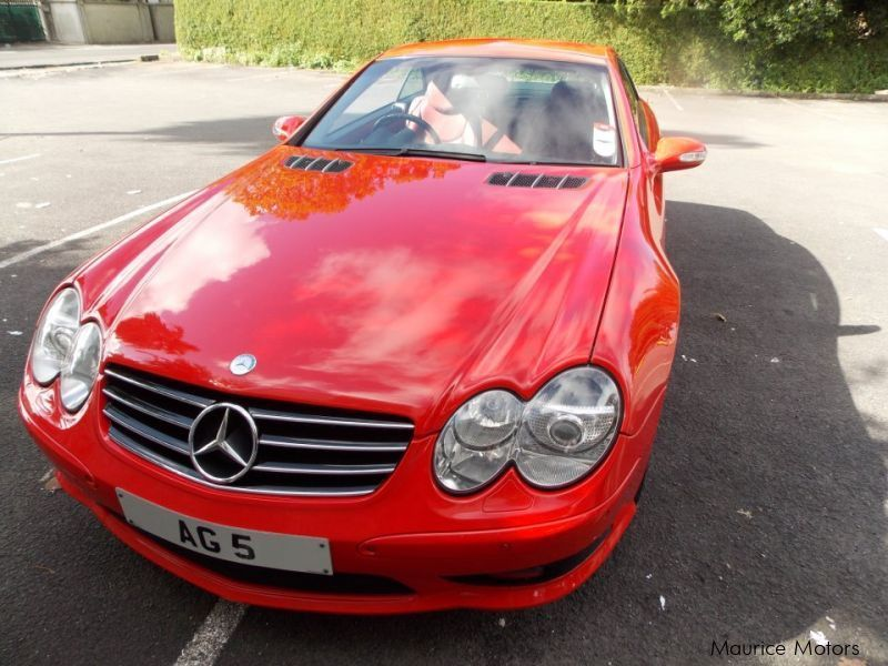 Used Mercedes-Benz SL 500 AMG CABRIOLET for sale in Curepipe