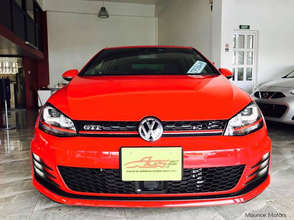 Pre-owned Volkswagen GOLF 7 GTI - 2.0L TURBOCHARGED ENGINE - DSG SPORT GEARBOX WITH PADDLE SHIFT for sale in