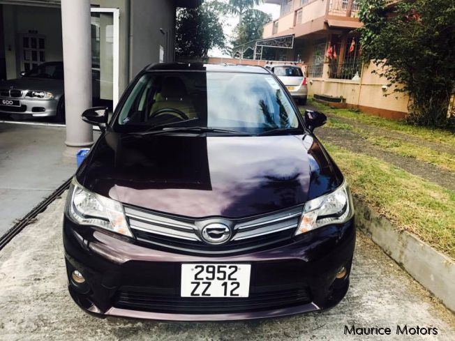 Pre-owned Toyota AXIO - PURPLE for sale in