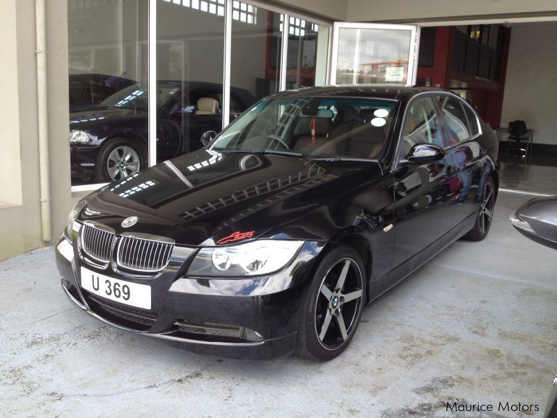 Used BMW 325i - BLACK  for sale in Floreal