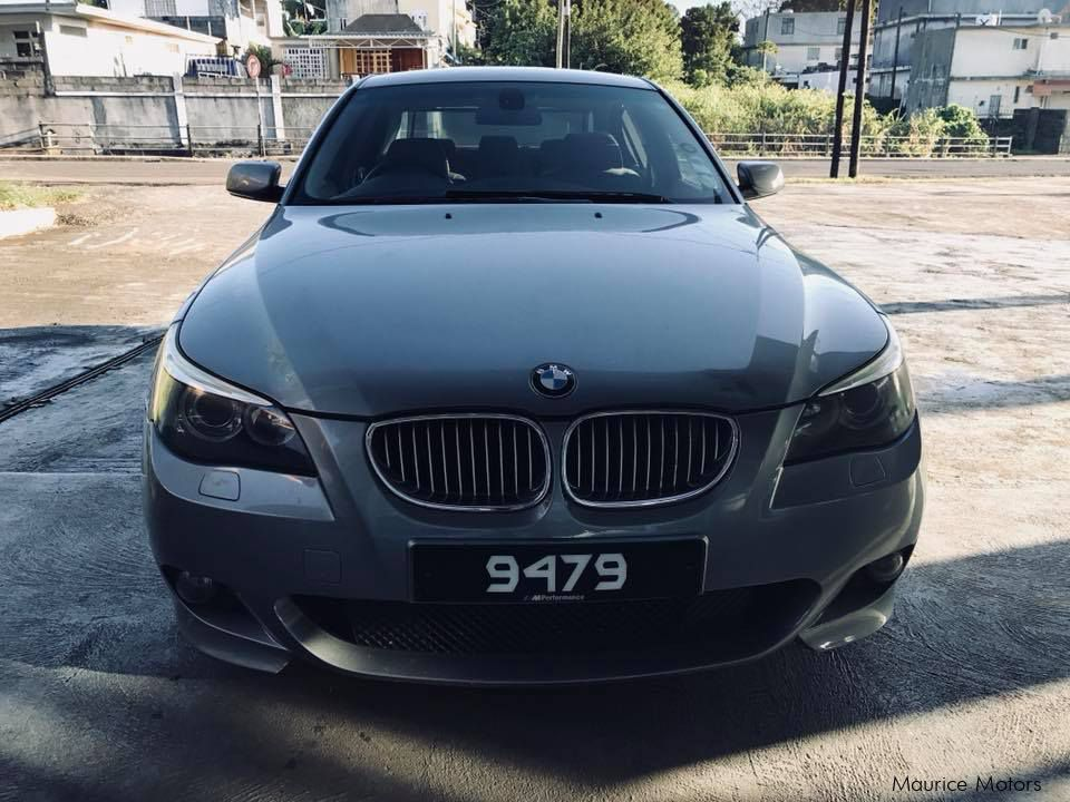 Pre-owned BMW E60 530i M-SPORT Manual  for sale in