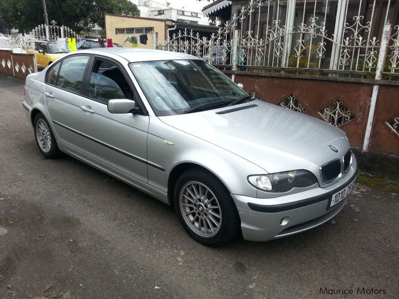 Used BMW 318i E46  Automatic Facelift for sale in Curepipe
