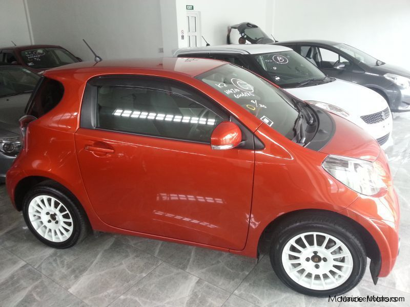 Pre-owned Toyota IQ - RS 1.3L 6-Speed Manual transmission for sale in