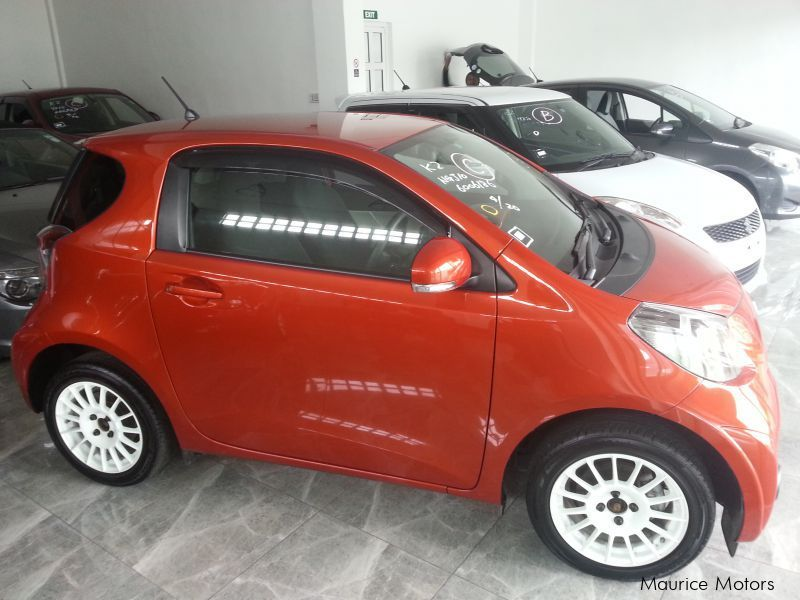 Used Toyota IQ - RS  1.3L 6-Speed Manual transmission. for sale in Floreal