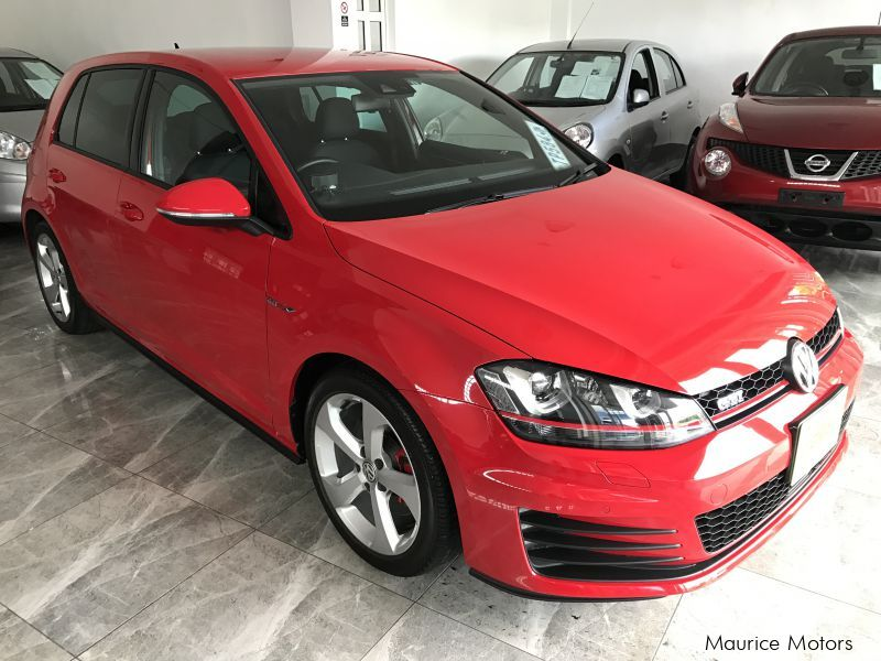 Used Volkswagen GOLF GTI 2.0 Turbocharged 230HP 7spd DSG Steptronic with PADDLE SHIFT for sale in Floreal