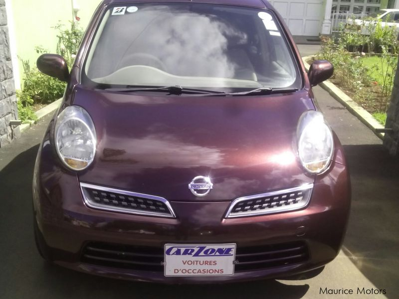 Pre-owned Nissan Micra for sale in Saint Pierre