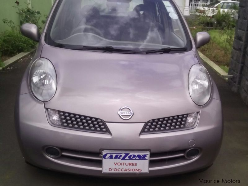 Pre-owned Nissan March for sale in Saint Pierre