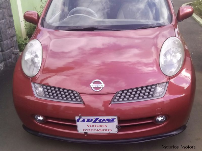 Used Nissan March Ak 12 for sale in Saint Pierre