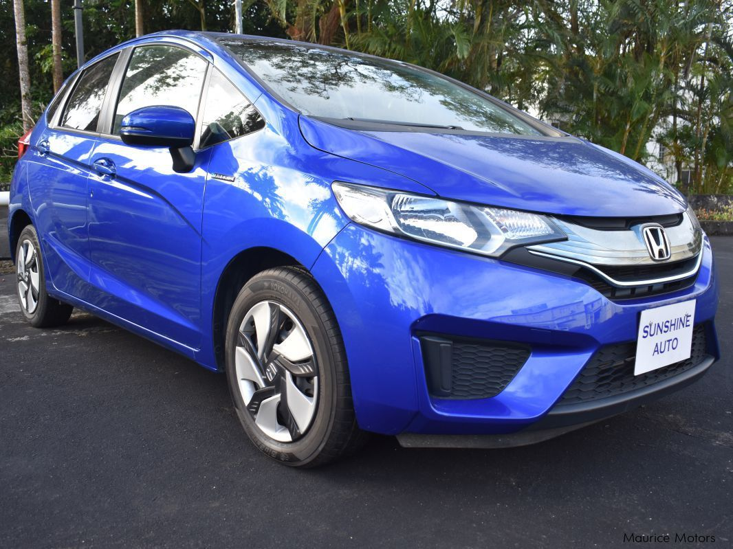 Pre-owned Honda Fit Hybrid for sale in