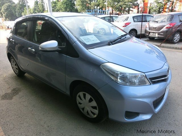 Used Toyota Vitz Jewela for sale in Eau Coulée