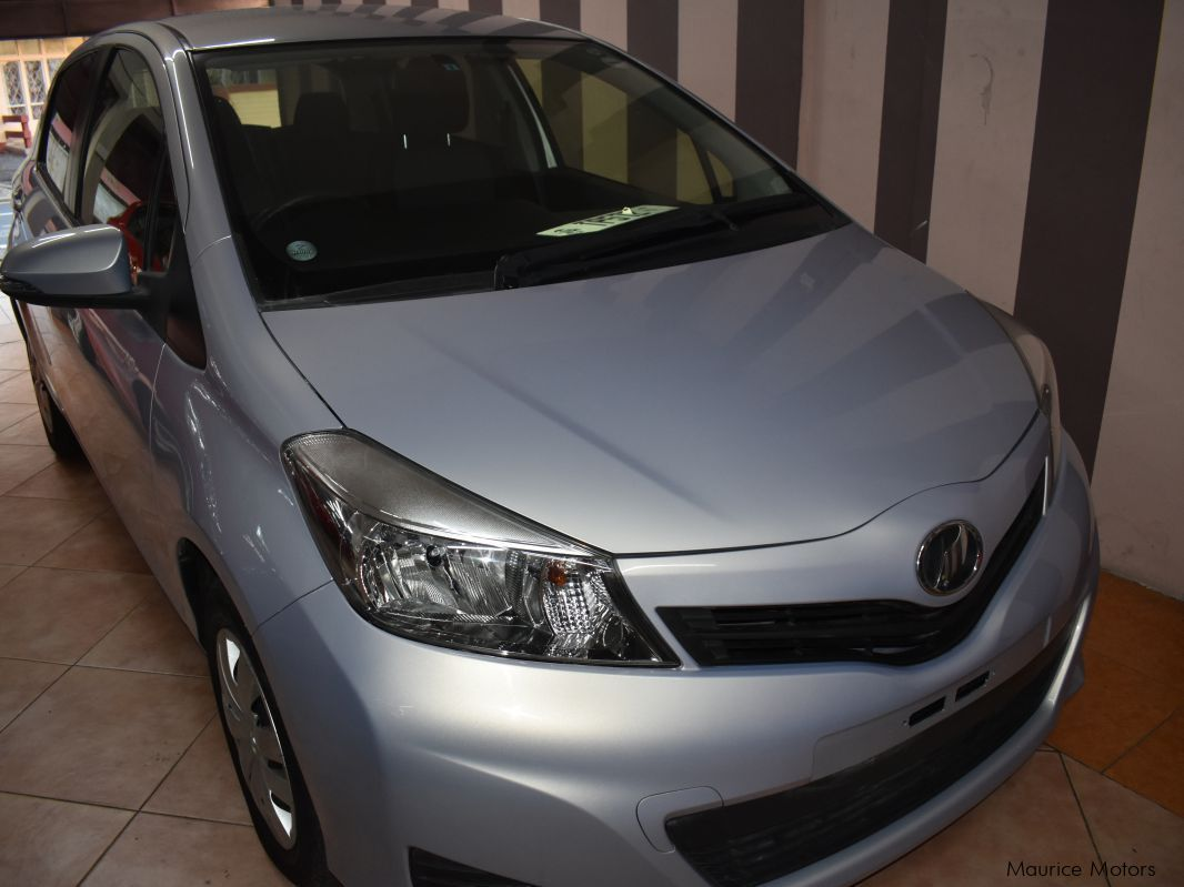Pre-owned Toyota Vitz Smile Edition for sale in