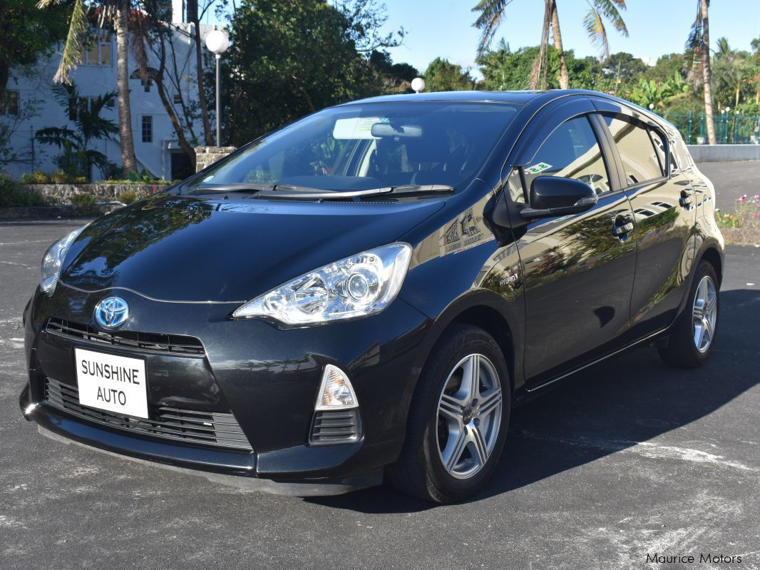 Pre-owned Toyota Aqua S Package for sale in
