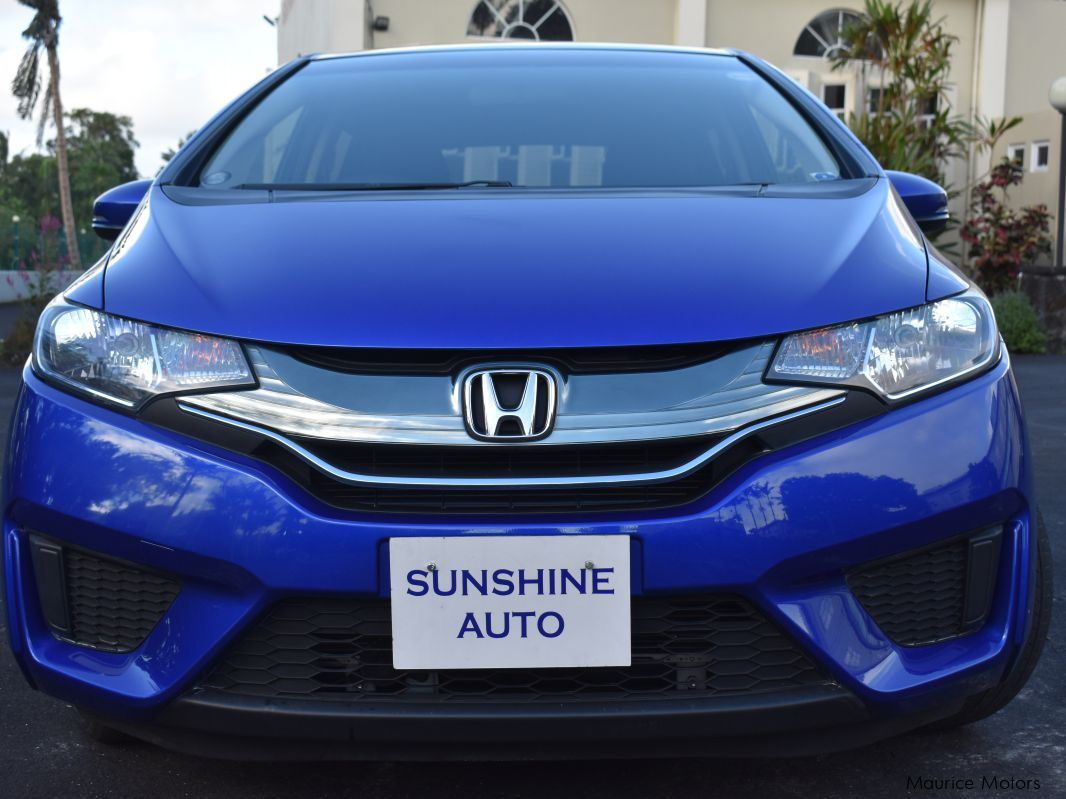 Pre-owned Honda Fit Hyrbrid for sale in