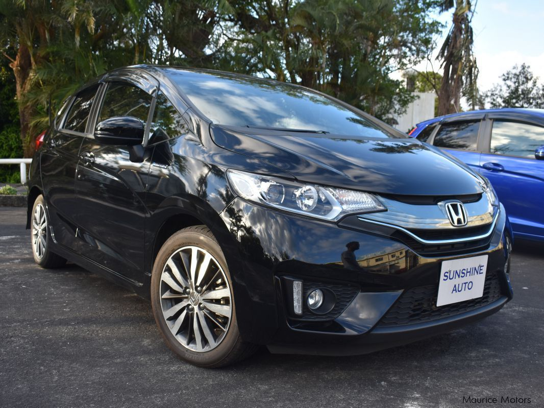 Pre-owned Honda Fit Hybrid S Package for sale in