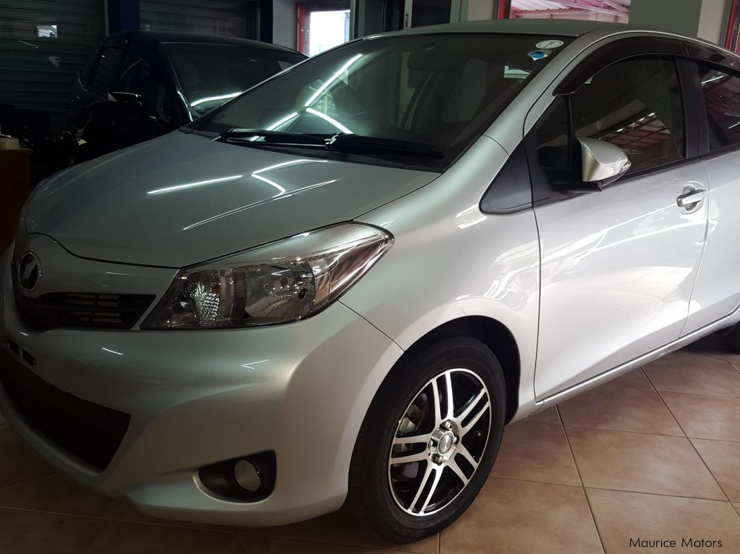 Used Toyota Vitz U for sale in Eau Coulee