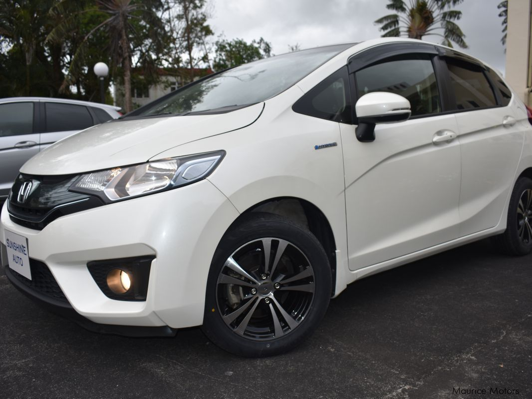 Pre-owned Honda Fit Hybrid New Shape for sale in