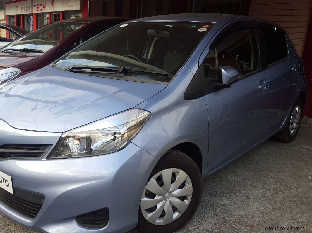 Used Toyota Vitz Smile Edition for sale in Eau Coulee