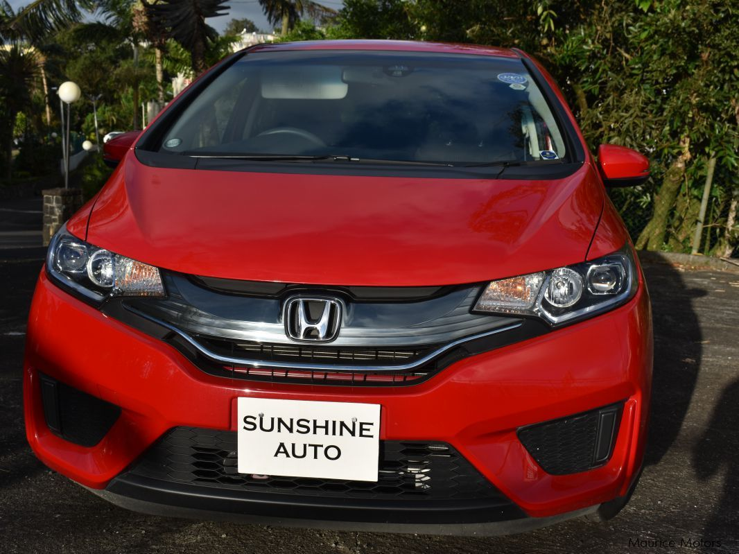 Pre-owned Honda Fit Hybrid HID for sale in