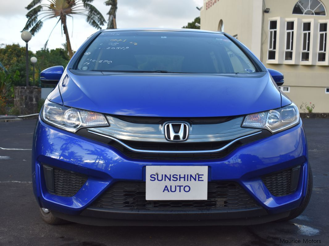 Pre-owned Honda Fit Hybrid L Package for sale in