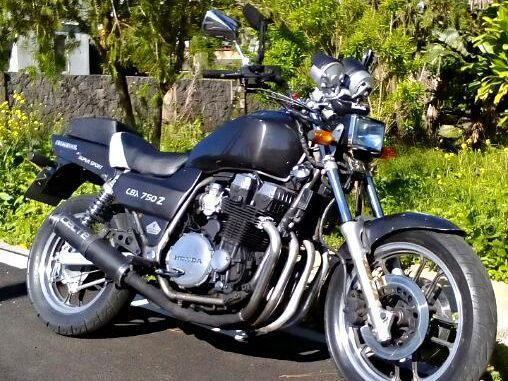 Pre-owned Honda CBX 750 for sale in Mauritius