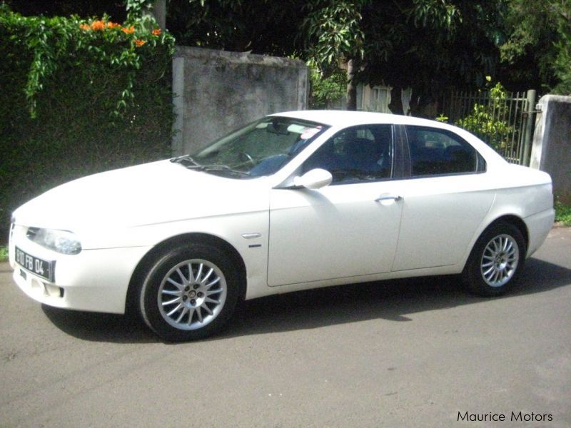 Pre-owned Alfa Romeo 156   Twin Spark for sale in Mauritius