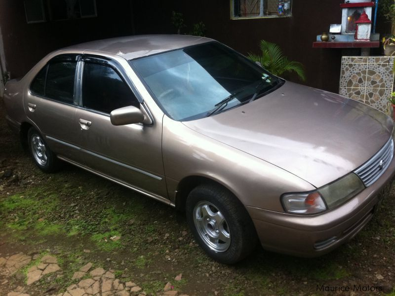 Used Nissan Nissan Sunny B14 for sale in Mauritius