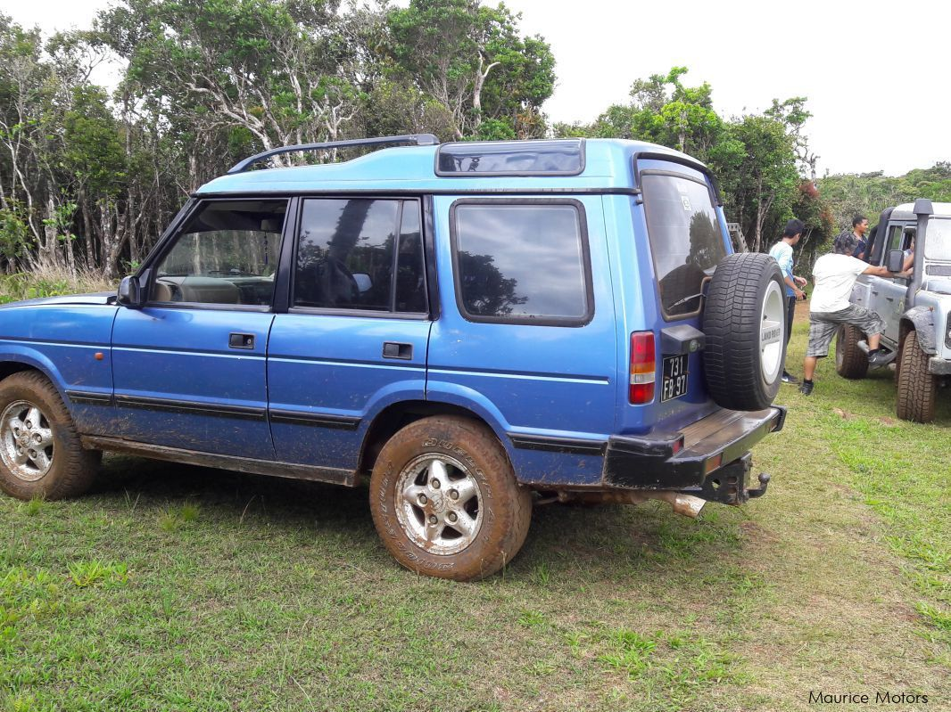 Used Land Rover Discovery for sale in