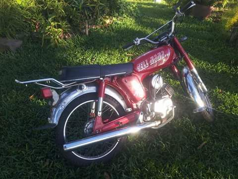 Pre-owned Other zaki 100cc for sale in
