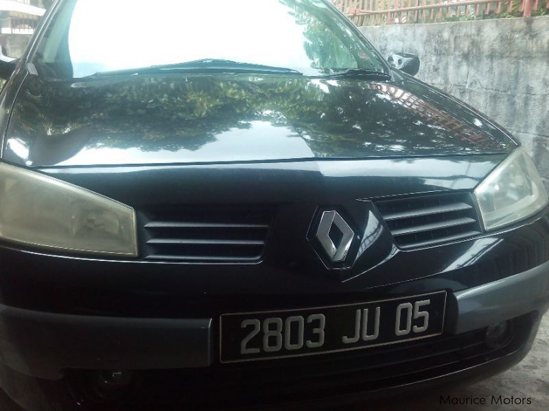 Pre-owned Renault megane for sale in Mauritius