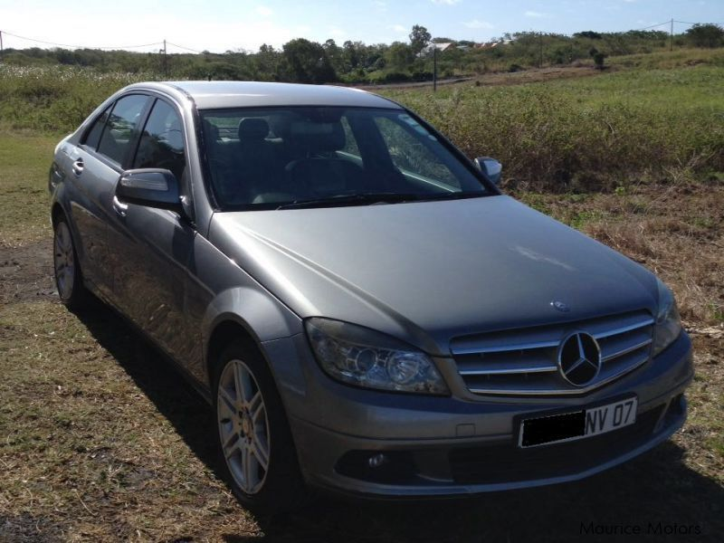 Pre-owned Mercedes-Benz C-class for sale in Mauritius
