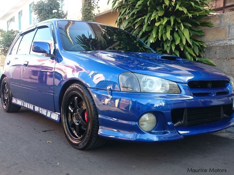 Pre-owned Toyota Starlet Glanza for sale in Mauritius