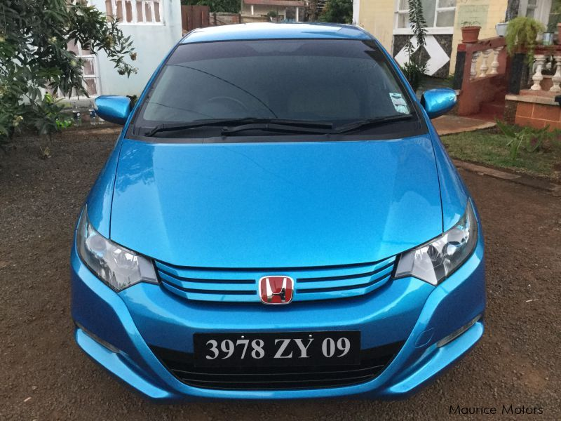 Pre-owned Honda Insight for sale in Mauritius