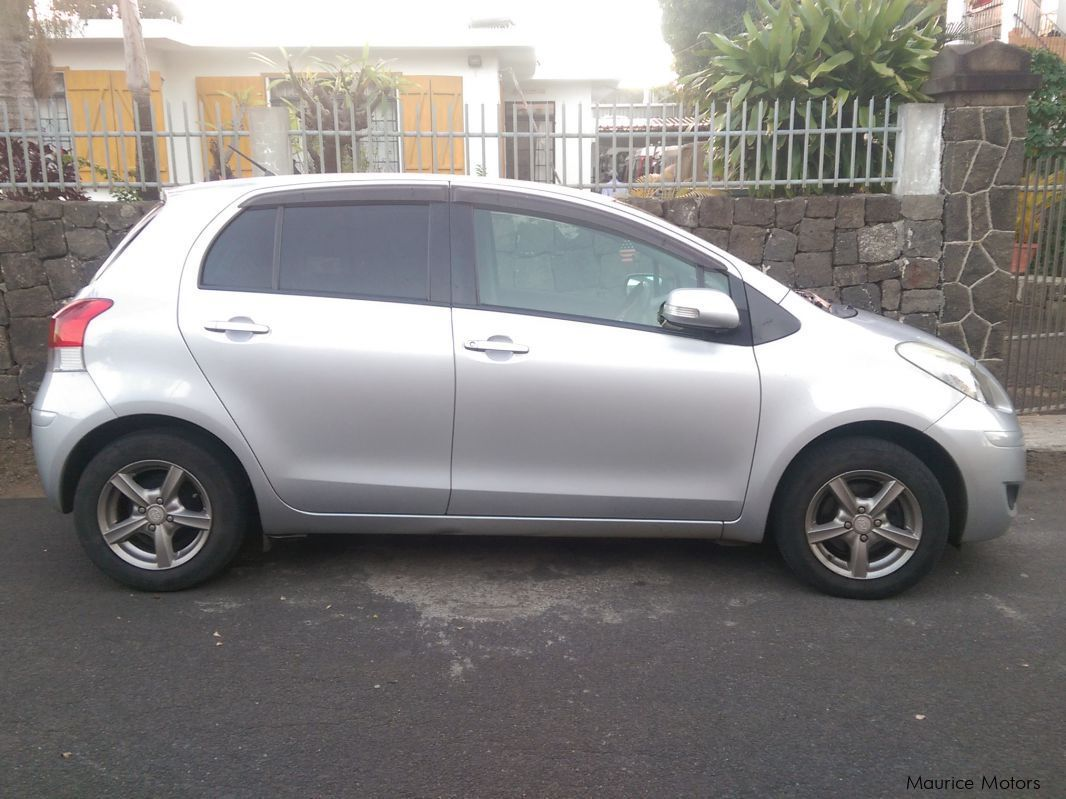 Pre-owned Toyota Vitz 1300 for sale in