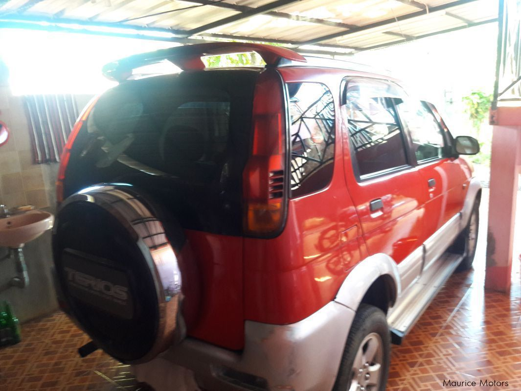 Used Daihatsu terios for sale in